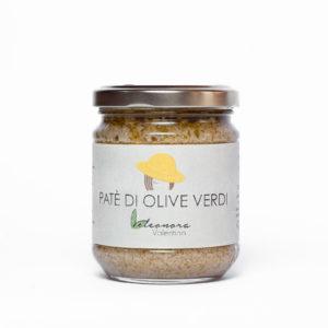 Paté di olive verdi 195gr